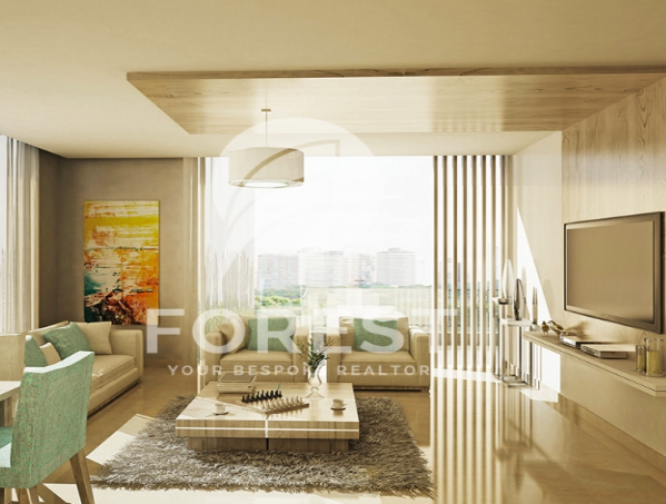 High-end 2 Bedroom Apartment in Bloom Heights Jumeirah Village Circle
