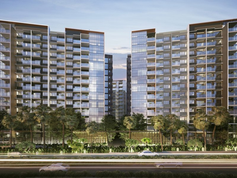 New Luxury Residential Apartments  in Affinity