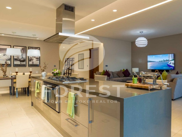 New Luxury 1 Bedroom Apartment in Sobha Creek Vista