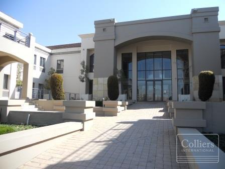 Quiet A Grade Office Spaces For Lease in Prime Location in Bryanston